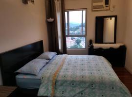 Seri Maya -Lrt setiawangsa - Master Room with shared unit, heimagisting í Kuala Lumpur