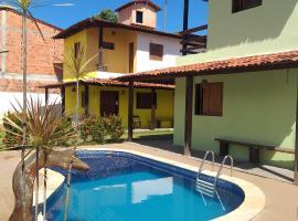 Chalé dos Milagres, hotel with pools in São Miguel dos Milagres