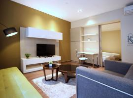 Riverson Suites, apartment in Kota Kinabalu
