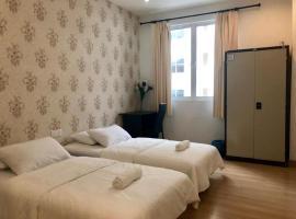 Island Hostel, hotel near Penang Botanic Gardens, Bayan Lepas