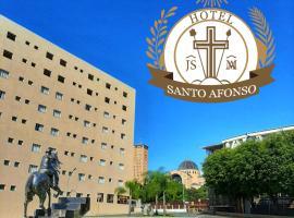 Hotel Santo Afonso, hotel em Aparecida