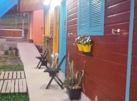Estalagem Santa Fé, self catering accommodation in Cambara do Sul