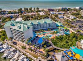 Harbourside 5518 - NEW! Free Waterpark passes, steps to beach!, villa in Clearwater Beach