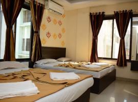 Hotel Sai Sampada NX, hotel in Shirdi