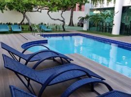 LIVE IN FORTALEZA HOTEL, hotel in Fortaleza