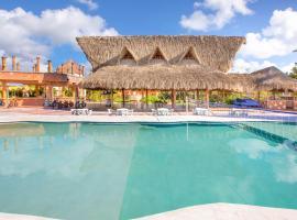 Hotel Hacienda Ixtlan, hotel en Cozumel