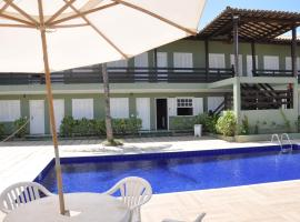 Flat 105 a 120 metros da Praia de Geribá, apartment in Búzios