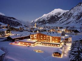 Hotel Auriga, Hotel in Lech am Arlberg