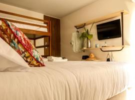 Hotel Tunebo Inn, hotel in Ríohacha
