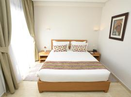 Downtown Tunis Hotel, hotel near Tunis Airport - TUN, Tunis