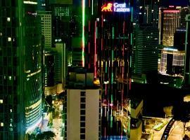 Vortex premium Suites by LS, serviced apartment in Kuala Lumpur