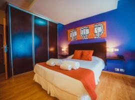 Complejo Los Paraísos, hotel en Potrero de los Funes