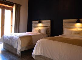 Hotelart Guanajuato, отель в городе Гуанахуато