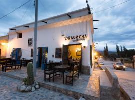 Viracocha Art Hostel Cachi, vacation rental in Cachí