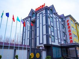 Fergana hotel, hotel en Ferganá