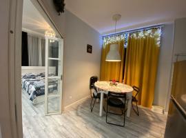 Ski Star, hotel with jacuzzis in Estosadok