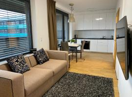 Apartment Anna with garage and terrace, hotel in Prague