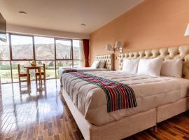 Life Hotel Valle Sagrado, hotel in Urubamba