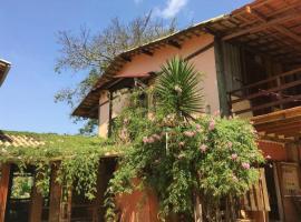 Pousada Casa Mato, hotel em Taubaté