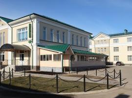 Отель Петровский, отель в Переславле-Залесском