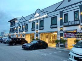Maple Boutique Hotel, hotel berdekatan Melaka Sentral, Melaka