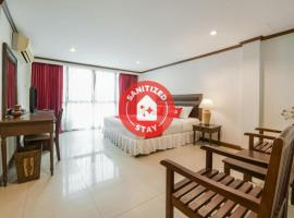 OYO 285 The Modern Place, hotel near King Power Pattaya Complex, Pattaya