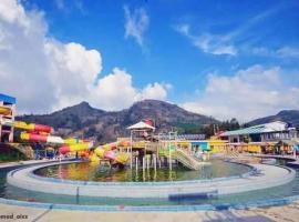 DQiano Hotspring Waterpak, hotel near Dieng Plateau, Banjarnegara