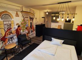 City Apartment, Ferienwohnung in Chemnitz