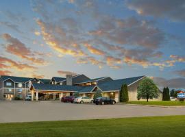 AmericInn by Wyndham Valley City Conference Center, hotel v destinaci Valley City
