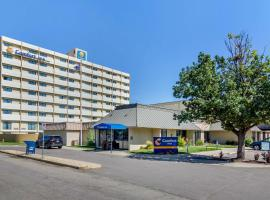 Comfort Inn Denver Central, hotel near Denver Performing Arts Complex, Denver