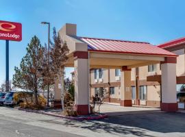 Econo Lodge Pueblo, hotel in Pueblo