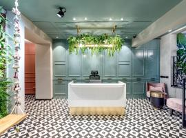 Dizengoff Garden Hotel – hotel w Tel Awiwie