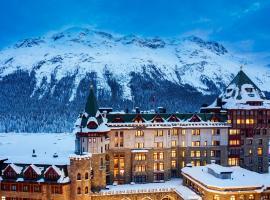 Badrutt's Palace Hotel, hotel in St. Moritz