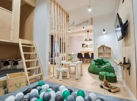VIP Apartamenty, ORKANA APART, apartman Zakopanéban