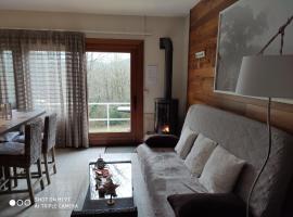 Au repaire des écureuils, hôtel à bas prix à Hastière-par-delà