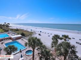 Sand Castle by Florida Lifestyle Vacation Rentals, villa in Clearwater Beach