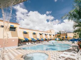 Hotel Triângulo Thermas, hotel near Caldas Novas Yacht Club, Caldas Novas