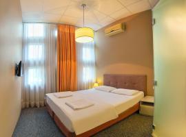 Отель Максим Горький, отель в Сочи, рядом находится Торгово-деловой центр «Александрия»