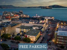 The Wharf Inn, hotel in San Francisco