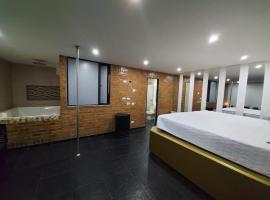 LA LOGIA HOTEL GASTROBAR, hotel cerca de Museo Nacional, Bogotá