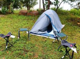 Yelagiri Camping - Pallakaniyur, luxury tent in Yelagiri