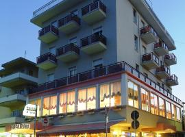 Hotel Barca D'Oro, отель в Беллария-Иджеа-Марина