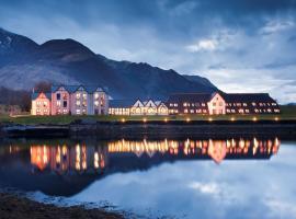 The Isles of Glencoe Hotel, hotel in Glencoe