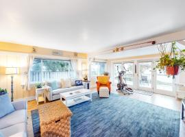 Sunshine Among the Waves, vacation rental in Seaside