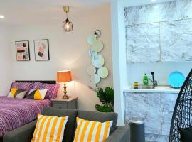 Great Studio Serviced Apartments - Netflix, Wifi, Digital TV, apartment in Sheffield