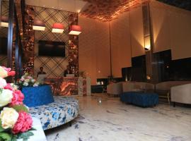 Pristine Hotel, Varanasi, отель в Варанаси