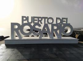 APARTMENT ORANGE FUERTEVENTURA, appartamento a Puerto del Rosario