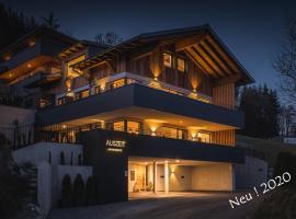 Appartement Auszeit, hotel in Eben im Pongau