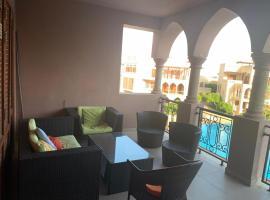 Talabay resort, apartment in Aqaba