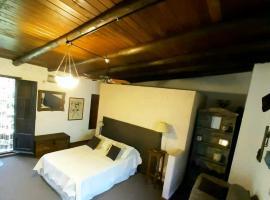 Pequeño Trianón, Apart Suite, hotel en Río Ceballos